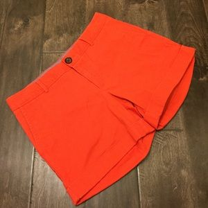 Banana Republic City Chino Shorts